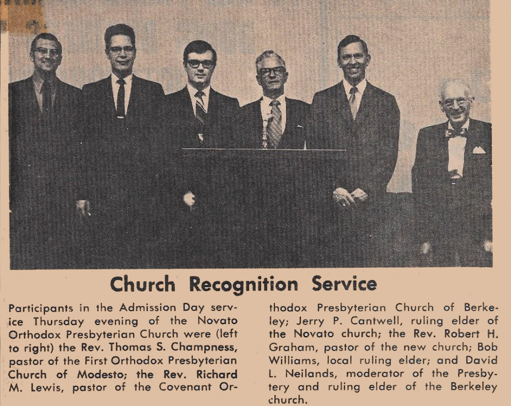 Admission Day Service Leaders